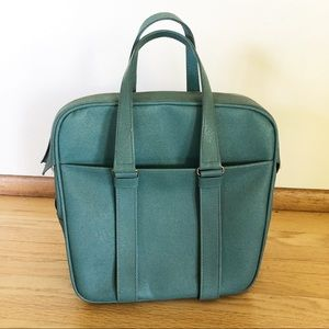 🌿Vintage Samsonite Robin's Egg Blue Retro Day Bag